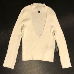 Forever 21 Crop White Top NWOT